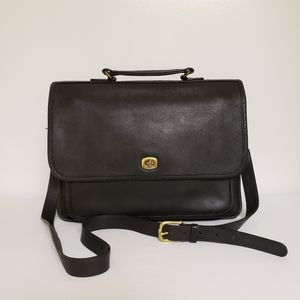 Coach Vintage (5181) Leather Crossbody/Messenger